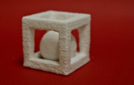 3dchef 3dprinted sugar cube