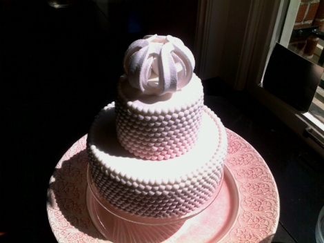 3dchef Urchin cake topper 03