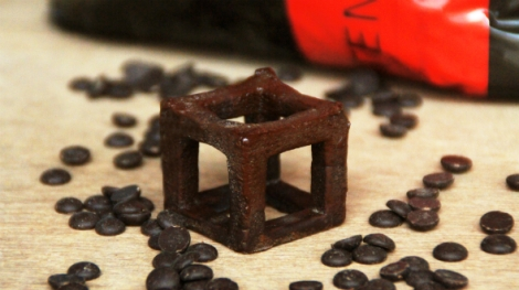 3dChef Chocolate cube web