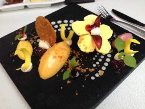 3dChef taste hibiscus flower dessert web