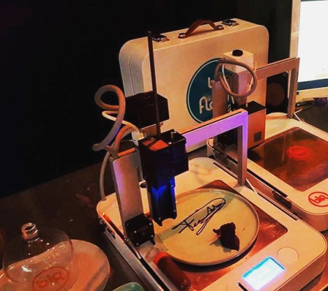 3dChef byflow 3d printer